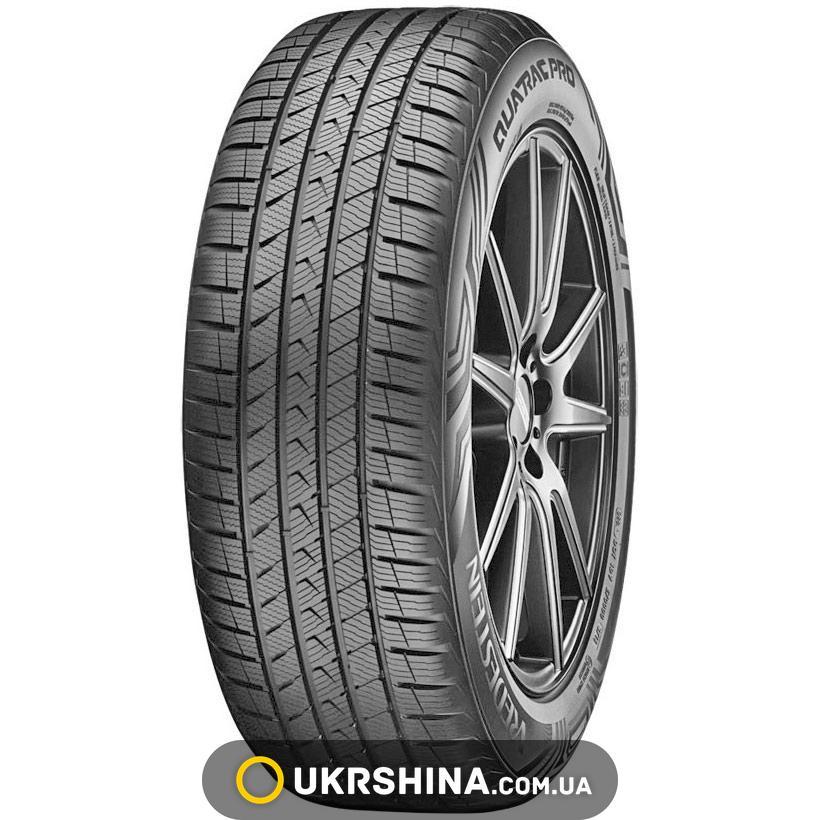 Всесезонные шины Vredestein Quatrac Pro 245/45 R19 102Y XL