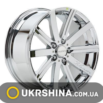 Литые диски Mi-tech WO-1 chrome W8.5 R18 PCD5x120 ET35