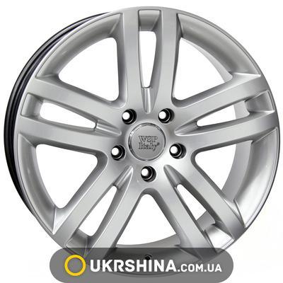 Литые диски WSP Italy Audi (W551) Q7 Wien W8 R18 PCD5x130 ET56 DIA71.6 hyper silver