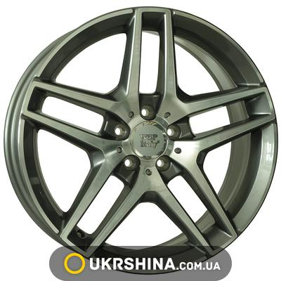 Литые диски WSP Italy Mercedes (W771) Enea W8.5 R19 PCD5x112 ET34.5 DIA66.6 anthracite polished