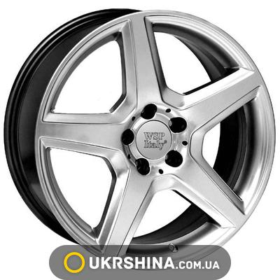 Литые диски WSP Italy Mercedes (W731) AMG III Budapest W7 R15 PCD5x112 ET30 DIA66.6 HS