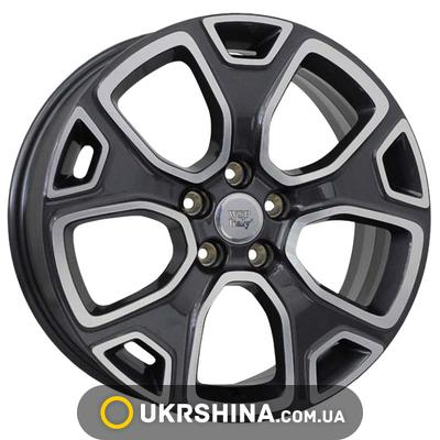 Литые диски WSP Italy Chrysler (W3804) Detroit W7 R18 PCD5x110 ET40 DIA65.1 anthracite polished