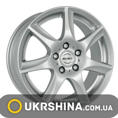 Литые диски Enzo W W6.5 R16 PCD4x108 ET15 DIA65.1 белый