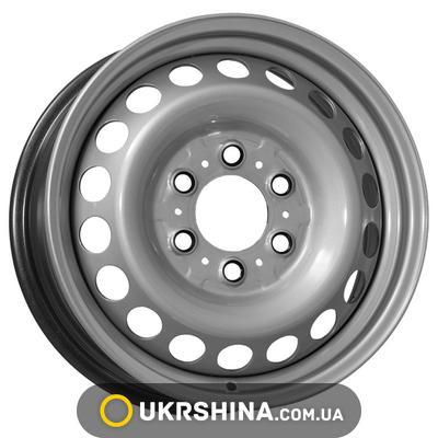 Стальные диски ALST (KFZ) 6131 W6.5 R16 PCD6x130 ET54 DIA84 silver