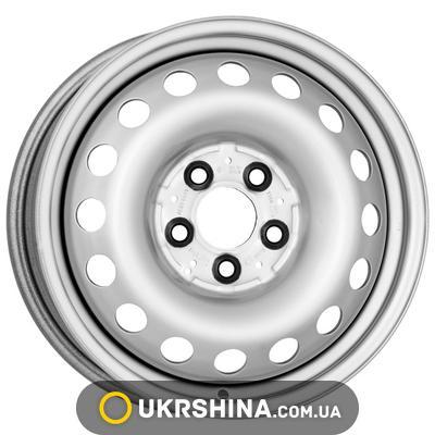 Стальные диски ALST (KFZ) 6501 W6.5 R16 PCD5x112 ET52 DIA66.5 silver