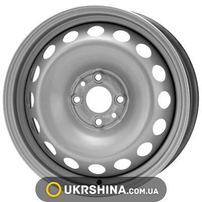 Стальные диски ALST (KFZ) 6815 W5.5 R15 PCD4x98 ET32 DIA58 silver