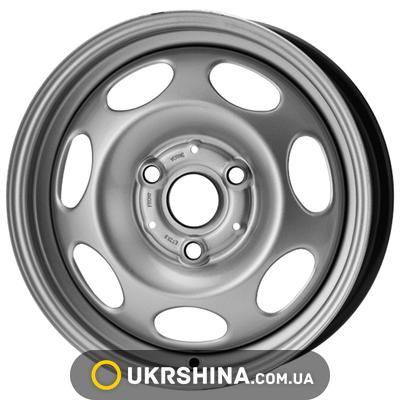 Стальные диски ALST (KFZ) 7820 W4.5 R15 PCD3x112 ET23.5 DIA57.1 silver