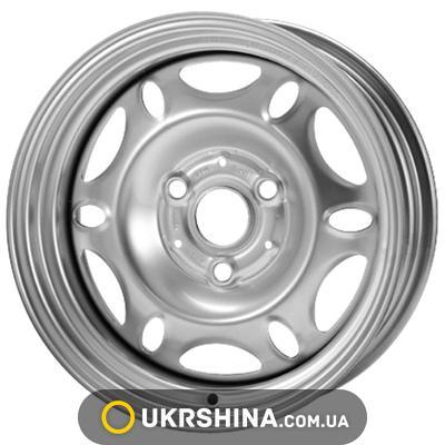 Стальные диски ALST (KFZ) 7900 Smart W5.5 R15 PCD3x112 ET-1 DIA57.1 silver