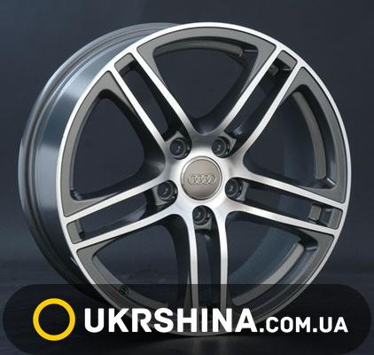 Литые диски Replay Audi (A31) W7.5 R17 PCD5x112 ET45 DIA66.6 BKF