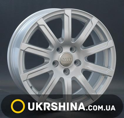 Литые диски Replay Audi (A67) W10 R20 PCD5x130 ET44 DIA71.6 HP