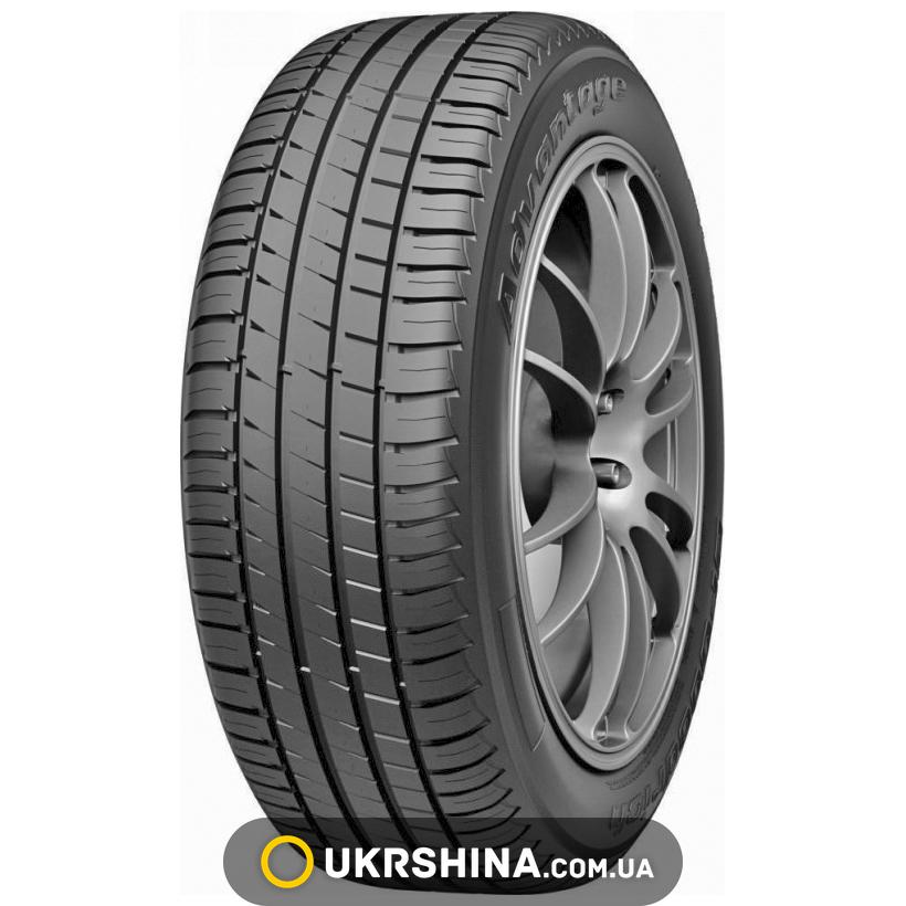 Летние шины BFGoodrich Advantage 205/40 R17 84W XL