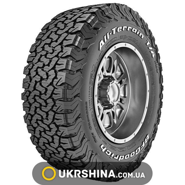 Всесезонные шины BFGoodrich All Terrain T/A KO2 255/55 R18 109/105R