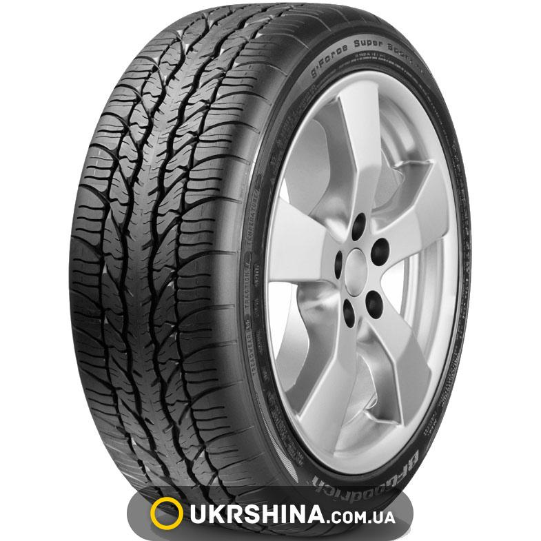 Всесезонные шины BFGoodrich G-Force Super Sport A/S 245/50 ZR16 97W