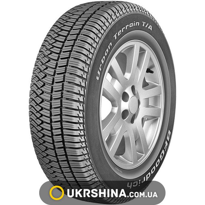 Всесезонные шины BFGoodrich Urban Terrain T/A 245/70 R16 111H XL