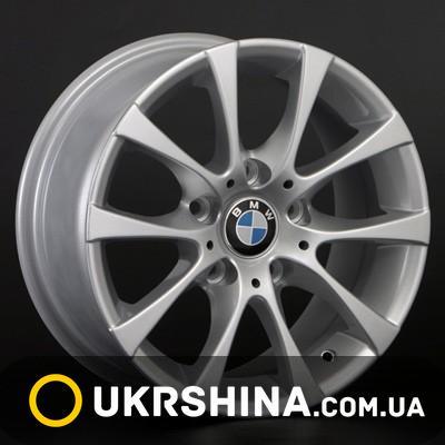 Литые диски Replay BMW (B59) W7.5 R16 PCD5x120 ET20 DIA72.6 silver
