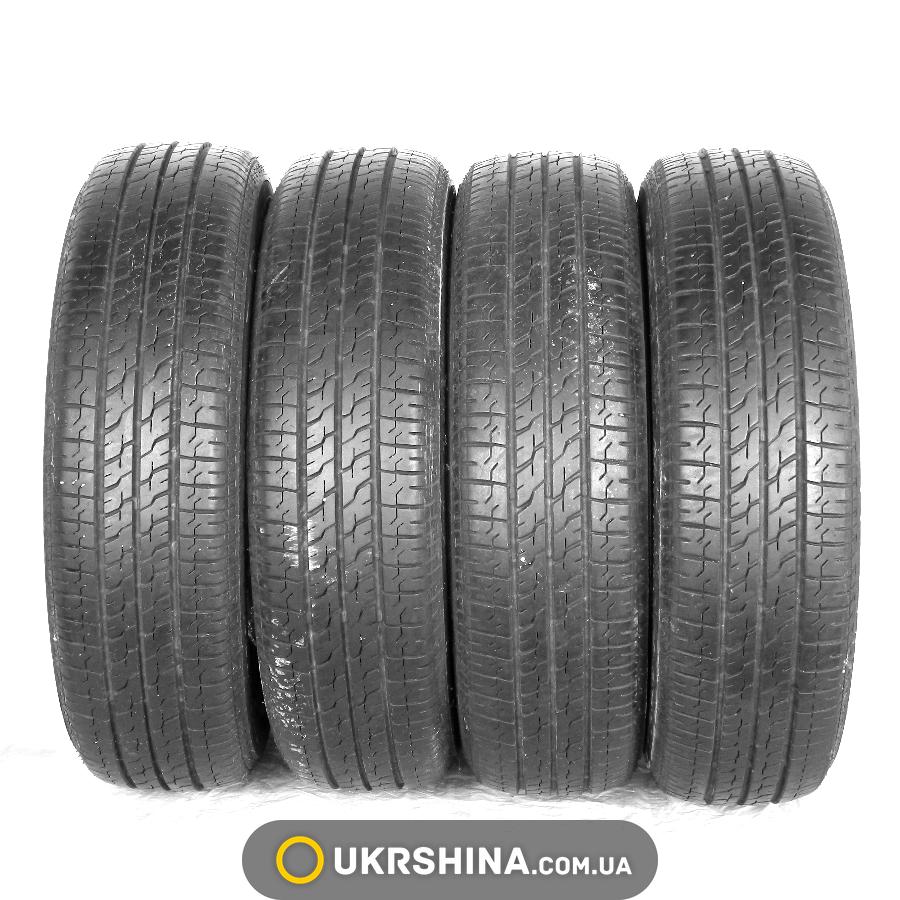 Всесезонные бу шины Bridgestone B391 165/70 R14 81T (Испания, 2008, протектор 5,5-6 мм)