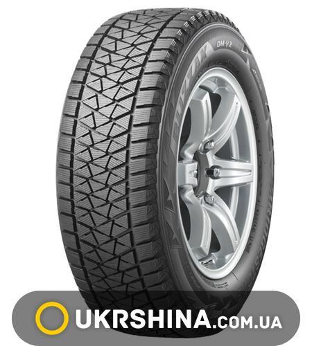 Зимние шины Bridgestone Blizzak DM-V2 275/50 R20 113R XL