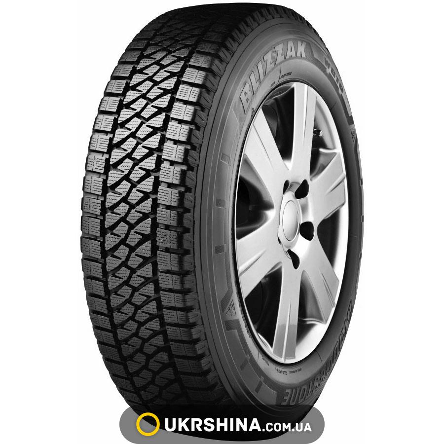 Зимние шины Bridgestone Blizzak W810 215/65 R16C 109/107R