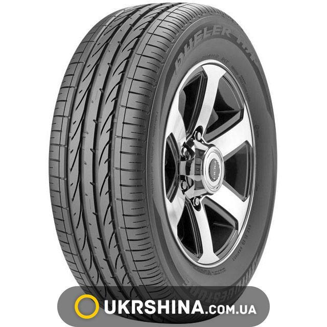 Летние шины Bridgestone Dueler H/P Sport 255/60 R18 112H XL