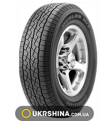 Всесезонные шины Bridgestone Dueler H/T D687