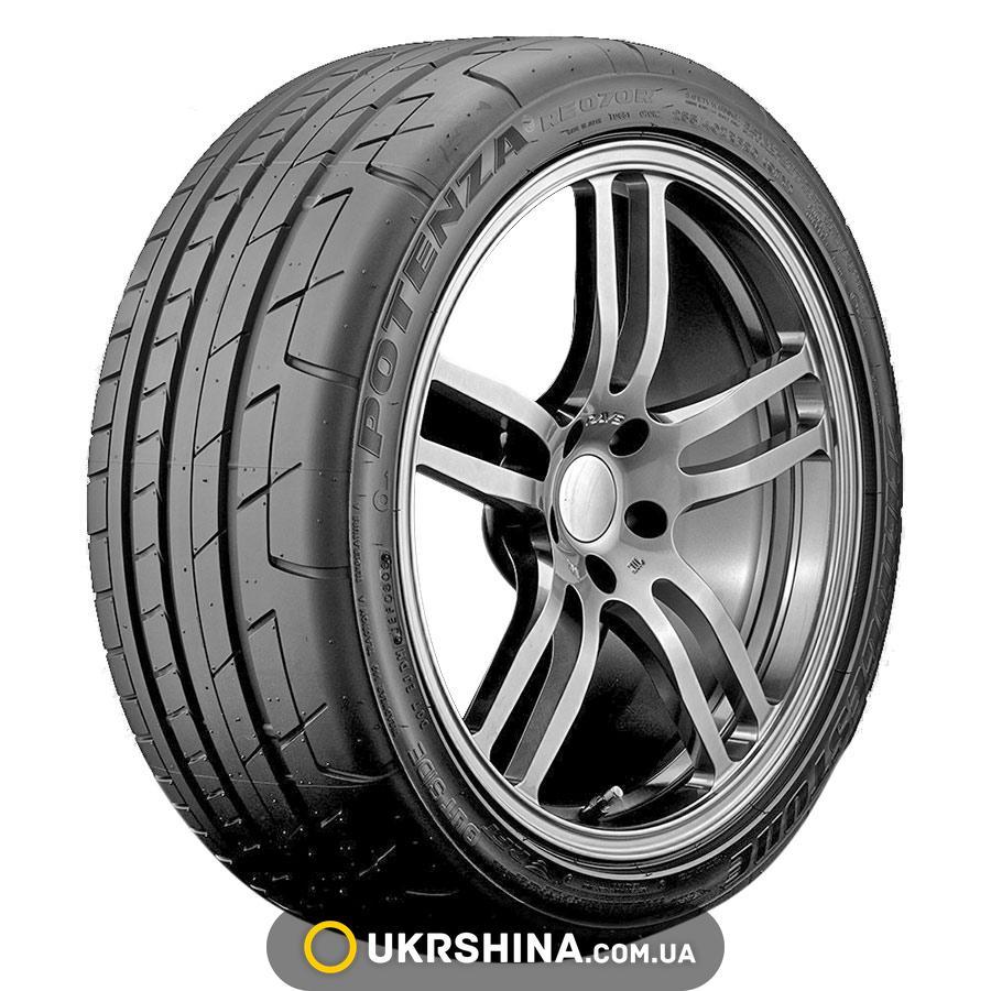 Летние шины Bridgestone Potenza RE070R 225/45 R17 90W