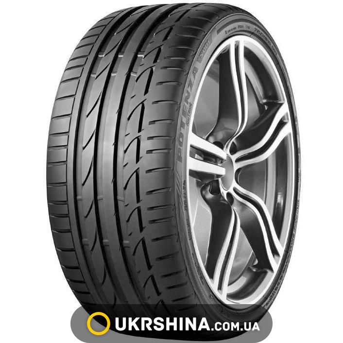 Летние шины Bridgestone Potenza S001 235/55 ZR17 99Y FR AO