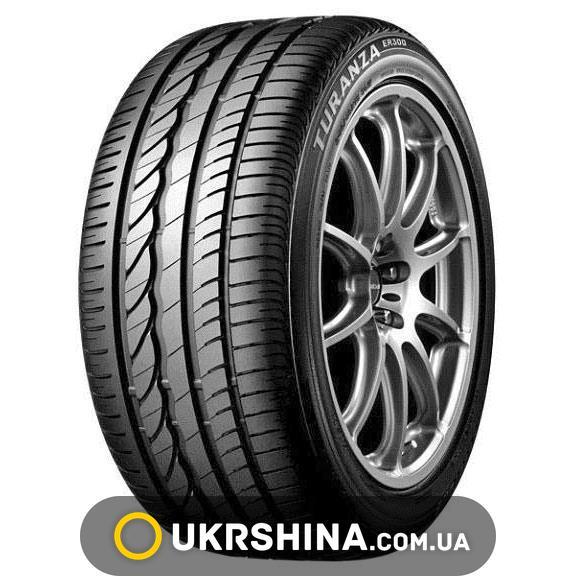 Летние шины Bridgestone Turanza ER300 195/55 R16 87H RFT *