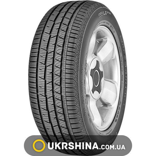 Всесезонные шины Continental ContiCrossContact LX Sport 275/40 R22 108Y XL FR ContiSilent