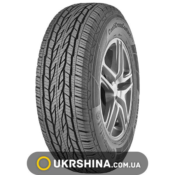Летние шины Continental ContiCrossContact LX2 245/70 R16 107H FR