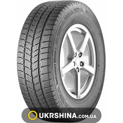 Зимние шины Continental VanContact Winter