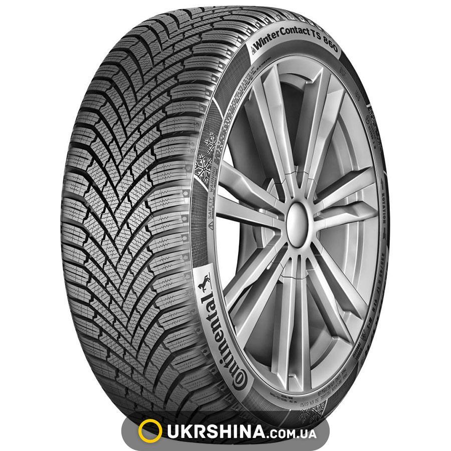 Зимние шины Continental WinterContact TS 860 225/45 R17 91H FR