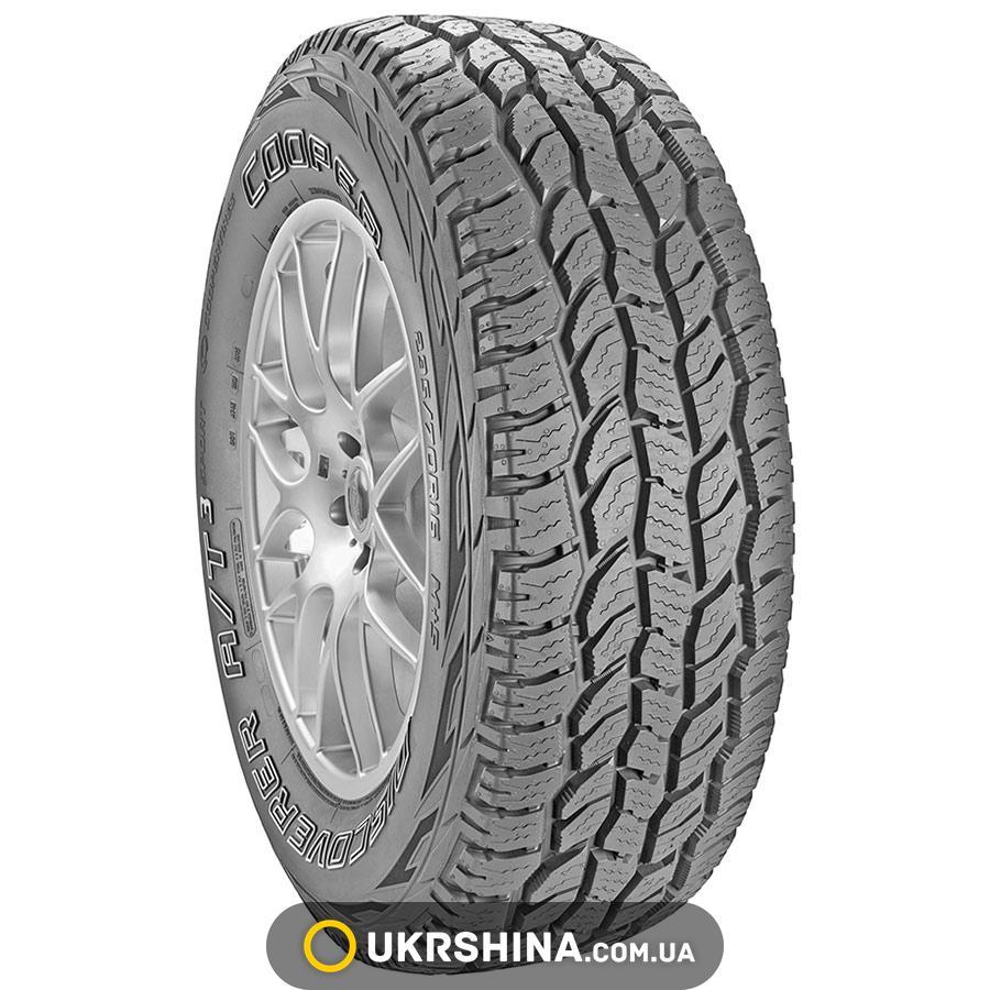 Всесезонные шины Cooper Discoverer AT3 Sport 265/60 R18 110T