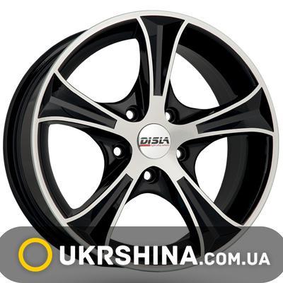 Литые диски Disla Luxury 506 W6.5 R15 PCD5x114.3 ET35 DIA67.1 BD