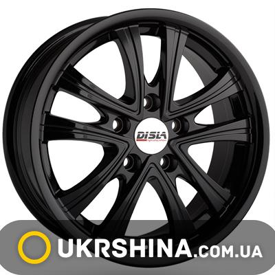 Disla Evolution 608 Black-5