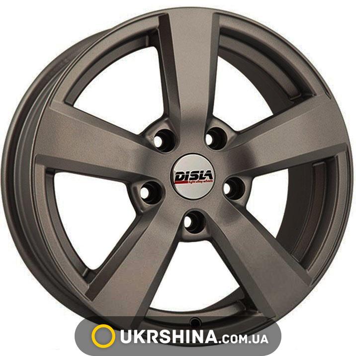 Литые диски Disla Formula 503 W6.5 R15 PCD5x114.3 ET35 DIA67.1 GM