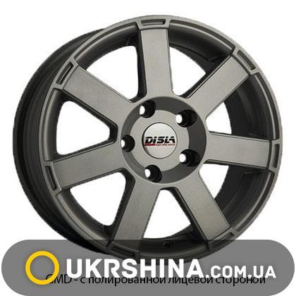 Литые диски Disla Hornet 601 W7 R16 PCD5x114.3 ET38 DIA67.1 GMD