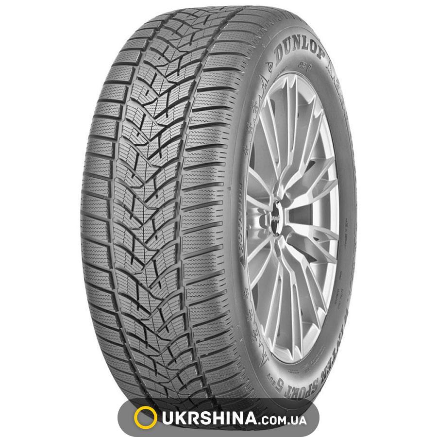 Зимние шины Dunlop Winter Sport 5 SUV 285/40 R20 108V XL FR