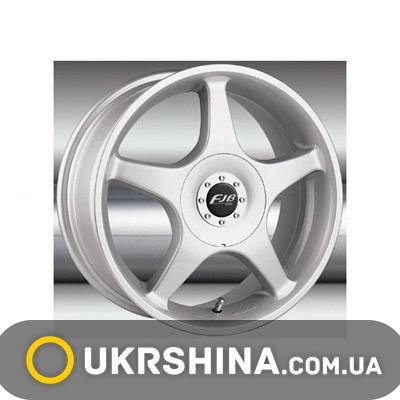 Литые диски FJB F-137 chrome W5.5 R13 PCD4x98 ET35 DIA73.1
