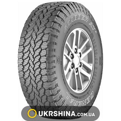 Всесезонные шины General Tire Grabber AT3