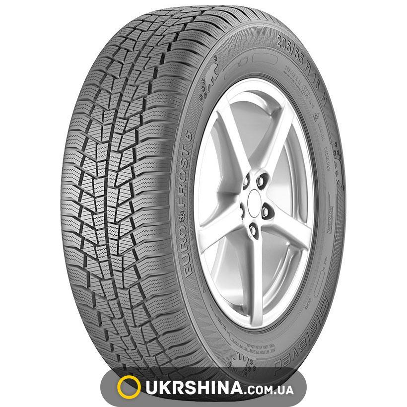 Зимние шины Gislaved Euro*Frost 6 255/55 R18 109V XL FR