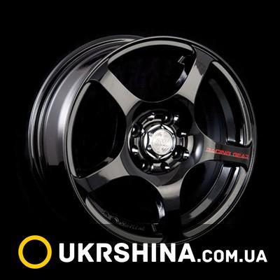 Литые диски Racing Wheels H-125 W6.5 R15 PCD5x114.3 ET45 DIA67.1 HS