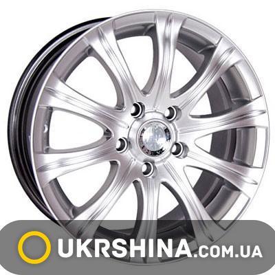 Литые диски Racing Wheels H-285 HS W6 R14 PCD4x100 ET38 DIA67.1