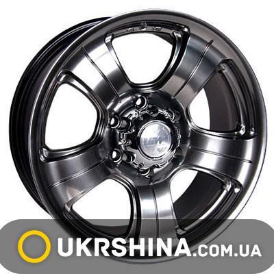 Литые диски Racing Wheels H-338 HS W8 R17 PCD6x139.7 ET20 DIA110.5