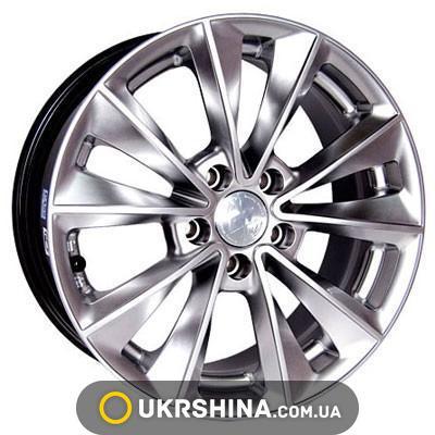 Литые диски Racing Wheels H-393 HS W7.5 R17 PCD5x120 ET42 DIA72.1