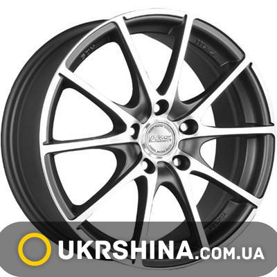 Литые диски Racing Wheels H-490 DDN-F/P W6 R14 PCD4x98 ET38 DIA58.6