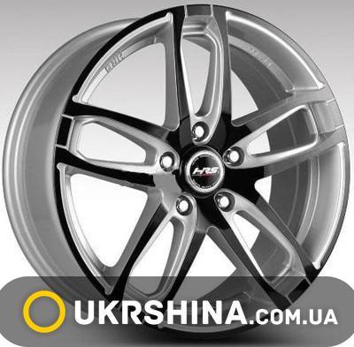 Литые диски Racing Wheels H-495 DDN-F/P W6.5 R15 PCD4x100 ET40 DIA67.1