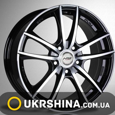 Литые диски Racing Wheels H-505 W6.5 R15 PCD5x112 ET35 DIA66.6 DDN-F/P