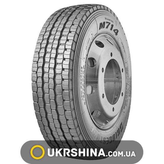 Всесезонные шины Bridgestone M714(ведущая) 215/75 R17.5 126/124M