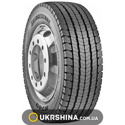 Всесезонные шины Bridgestone M749(ведущая)