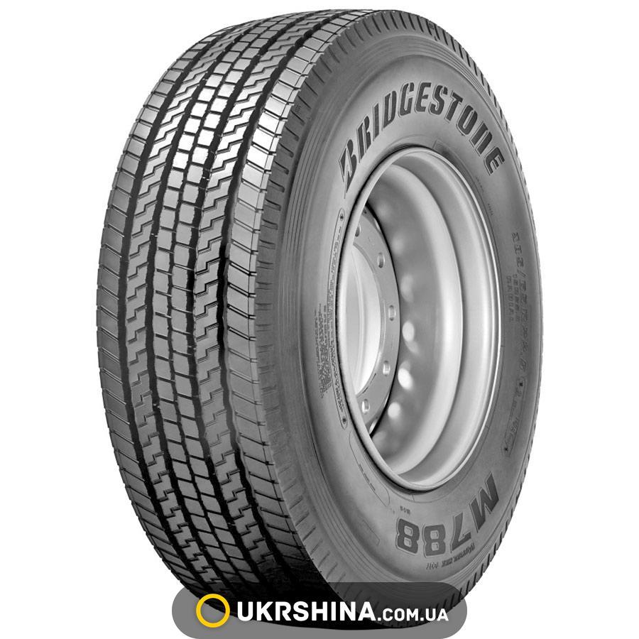 Всесезонные шины Bridgestone M788(универсальная) 295/80 R22.5 152/148M